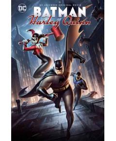 Batman and Harley Quinn (2017) [พากย์ไทย/อังกฤษ-บรรยายไทย/อังกฤษ] 1 Disc
