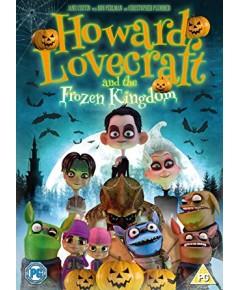 HOWARD LOVECRAFT  THE FROZEN KINGDOM (2016) [พากย์อังกฤษ-บรรยายอังกฤษ] 1 Disc