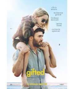 Gifted (2017) [พากย์ไทย/อังกฤษ-บรรยายไทย/อังกฤษ] 1 Disc