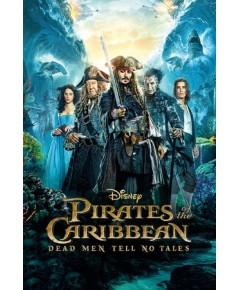 Pirates of the Caribbean-Dead Men Tell No Tales (2017) [พากย์ไทย-อังกฤษ/บรรยายไทย-อังกฤษ] 1 Disc