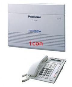 ตู้สาขาโทรศัพท์ Panasonic KX-TEM824