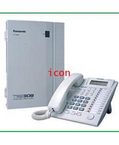 ตู้สาขาโทรศัพท์ Panasonic KX-TEB308BX