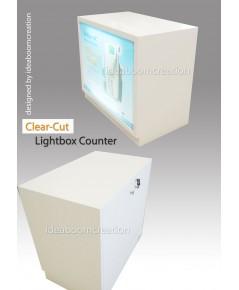 CLEAR-CUT Lightbox Counter