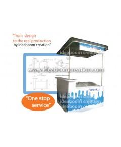 One Stop Service Kiosk Design