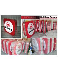 รับออกแบบสั่งทำ กล่องไฟ ตู้ไฟ Lightbox Design (ออกแบบตามความต้องการ)