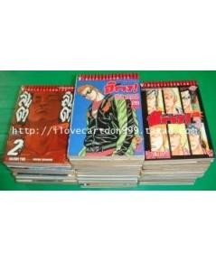 อีกา 26 เล่มจบ + อีกาภาคพิเศษ 3 เล่มจบ + ลินดาลินดา 2 เล่มจบ BY HIROSHI TAKAHASHI ผู้เขียน HEY! RIKi