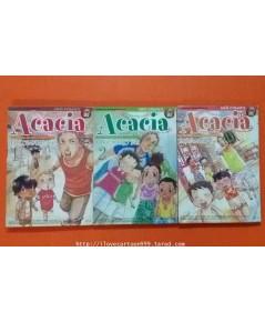 Acacia ชุมชนซ่าวาไรตี้ เล่ม 1 - 3 (TAKUMARU KEI)