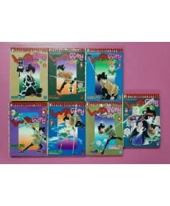 พริกขี้หนูสีรุ้ง 11 เล่มจบ ขาดเล่ม 4,5,8,10