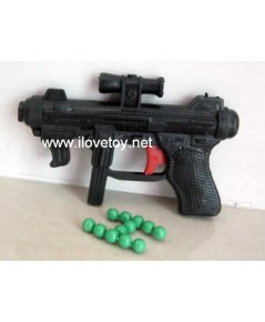 ปืนจิ๋วพร้อมลูกปืน สินค้าตามภาพ บรรจุ 12 ชิ้น