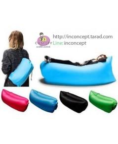 Inflatable Sofa โซฟาเป่าลม ที่นอนลมแบบพกพา