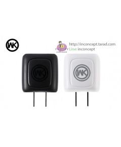 หัวชาร์จ Adapter WK 2.1A 2 USB WP-U10 Mache