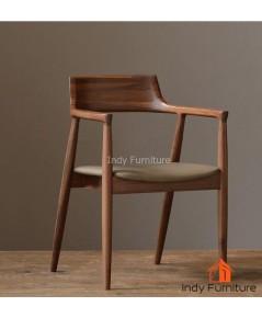 เก้าอี้พักผ่อน รุ่น Sabai สีวอลนัท