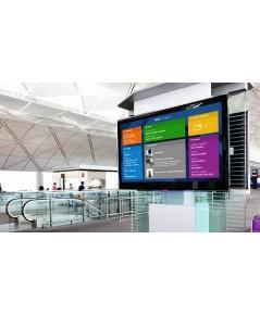 รับออกแบบ info board, digital signage  ตามความต้องการของลูกค้า