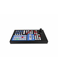 Keyboard Controller for audio/video live broadcast