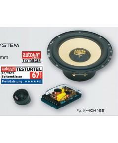 AUDIO SYSTEM X-ION 165