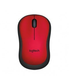 M221 SILENT WIRELESS MOUSE - RED
