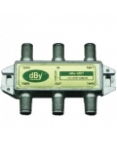 dBy Professional Indoor Tapoff 4 way รุ่น INTRE-DBY-402T-00