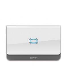 Wulian Smart Wall Switch (Brazilian Type, One-Gang, LN, 10A)