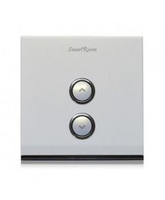 Wulian Smart Dimmer Switch (Tempering Glass)