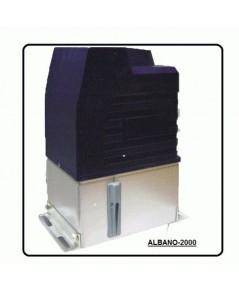 ประตูรีโมท ALBANO บานเลื่อน ประตูหนักไม่เกิน 1,500kg