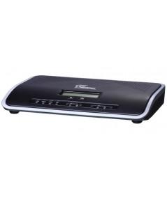Grandstream UCM6204 IP PBX VOIP 4 คู่สายนอก 500 คู่สายภายใน