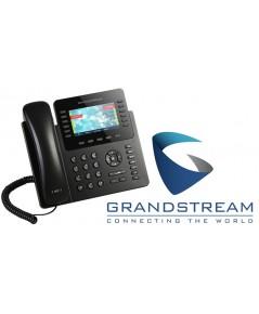 Grandstream โทรศัพท์ IP รุ่น GXP2170 12-line 6 SIP ACC HD IP Phone ,Bluetooth จอสี