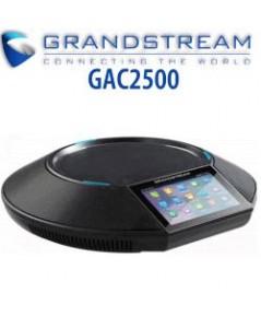 Grandstream IP Conference GAC2500 อุปกรณ์สำหรับการประชุมทางไกล ห้องคอนเฟอร์เร้นท์ รองรับ 6 คู่สาย