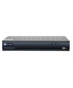 เครื่องบันทึก AHD DVR Hi-View HA-73508 8 Channel 5-in-1 (AHD,TVI,CVI,CVBS, IPC)