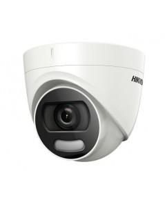 กล้องวงจรปิด Hikvision รุ่น DS-2CE72DFT-F  4 ระบบ CCTV 2MP ColorVu 20m. ภาพสีทั้งกลางวัน-กลางคืน