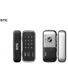 EPIC Digital door lock ล๊อคอัตโนมัติจากประเทศเกาหลี แบบกดรหัสและบัตรรุ่น ES-303G