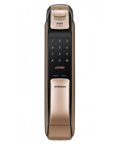 SAMSUNG SHP-DP728 Digital Door lock มี Bluetooth กับ SmartPhone ได้