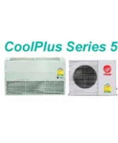 แอร์เทรนแบบตั้งแขวน CoolPlus เบอร์ 5 ขนาด 12000-40000 บีทียู