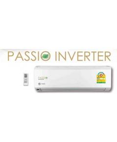 แอร์ผนังเทรน Passio Inverter ขนาด12600 บีทียู เบอร์ 5 รุ่น TTKE12GB5/MYWE12GB5