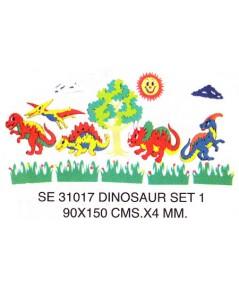 ภาพชุดไดโนเสาร์