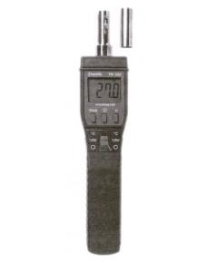 เครื่องวัดอุณหภูมิและความชื้นขนาดพกพา รุ่น TM 250