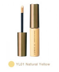 Lunasol UNDER EYES BASE N ~ no. YL01 Natural Yellow