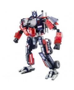 Optimus Prime block assembling set parallel imports American product lines