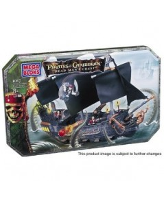 Pirates of the Caribbean Black Pearl