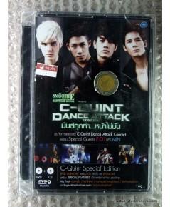 CD+DVD RS C-Quint Concert : Dance Attack Concert