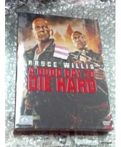 DVD Die Hard ภาค 5 eng A good day to die hard วันดีมหาวินาศ คนอึดตายยาก /cat