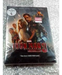 dvd iron man ภาค 3 ไอรอนแมน (สองภาษา)