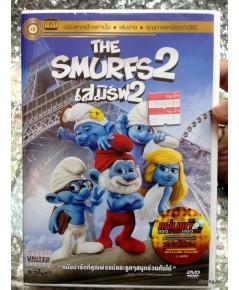 dvd เสมิร์ฟ 2The Smurfs: The Legend of Smurfy Hollow เสมิร์ฟ กับตำนานเสมิร์ฟฟี่ ฮอลโลว์ /พากย์ไทย