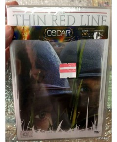 dvd Thin Red Line, The-เดอะ ทิน เรด ไลน์ ฝ่านรกยึดเส้นตาย