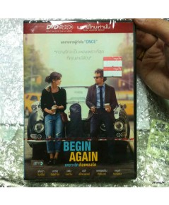 dvd Begin Again -เพราะรัก คือเพลงรัก  พากย์ไทยเท่านั้น