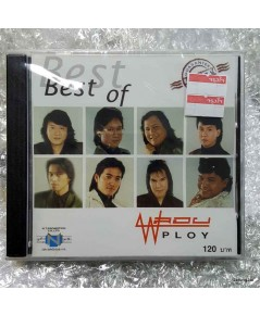CD best of  ploy พลอย /nt.