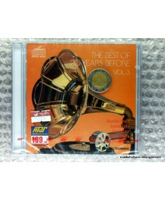 CD THE BEST OF 20 YEARS  BEFORE VOL.3 / aps