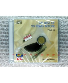 CD THE BEST OF 20 YEARS BEFORE 5 / aps