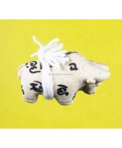 วัวธนู มหิทธิกามหิงสา (วรรณะขาว) ปี 62 ลป.วรรณะ วัดศรีบุญส่ง
