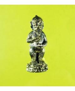 สี่หูห้าตา (รุ่นสร้างสวนป่า) เนื้อทองทิพย์ ปี 55 ครูบาสุบิน สวนป่าสุเมธโส