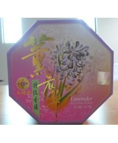 ธูปขดกลิ่นลาเวนเดอร์ 15ขด 24ชม. Lavender Incense Coils (15 cs. 24hrs.)
